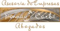 Donnay & Corbí Abogados Logo